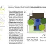 Propuesta de paisajismo