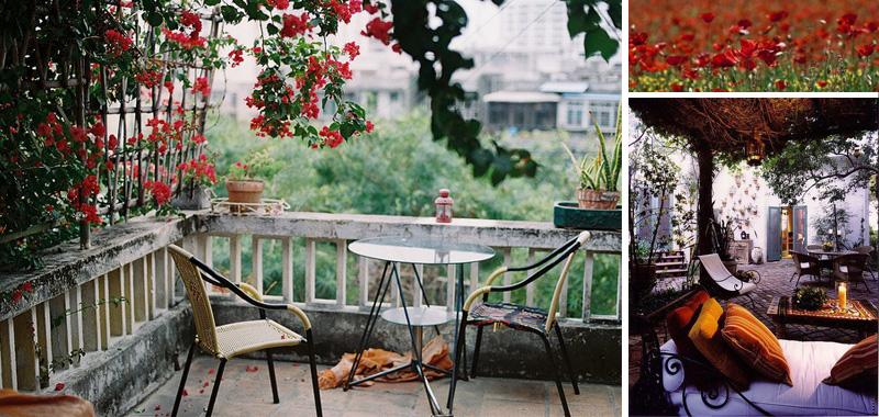 Terrazas y ticos claves de dise o blog for Paisajismo de terrazas