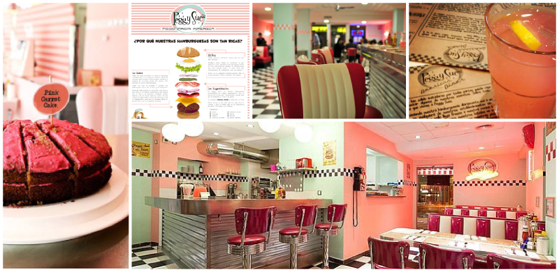 Peggy Sue local comercial restaurante