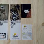 Imagen marcapáginas y tarjetas