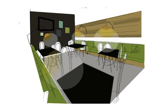 Interiorismo Restaurante